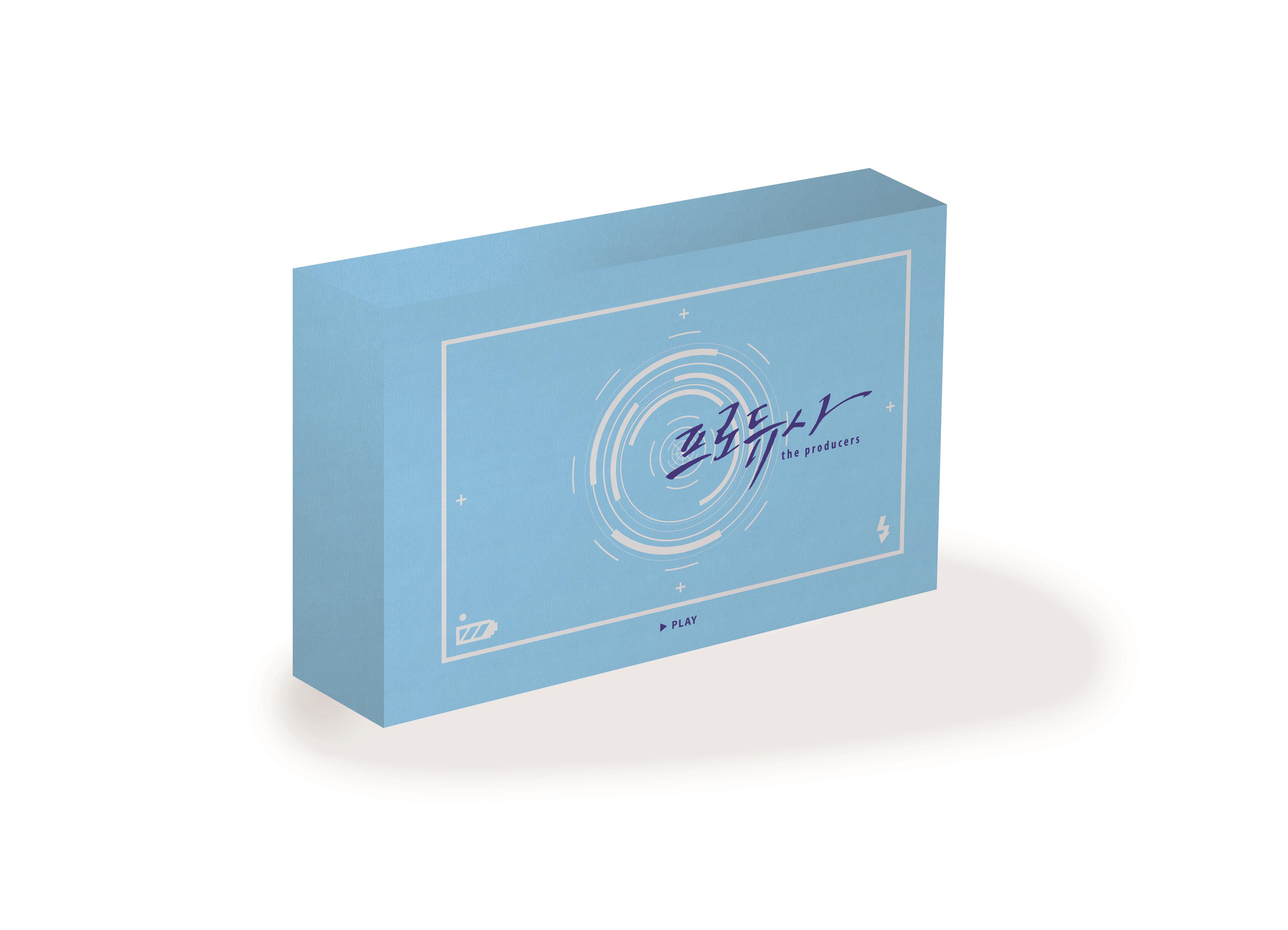 ซีรีย์เกาหลี The Producers DVD