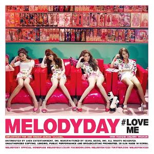 Melody Day - Single Album Vol.2 [#LoveMe] + poster
