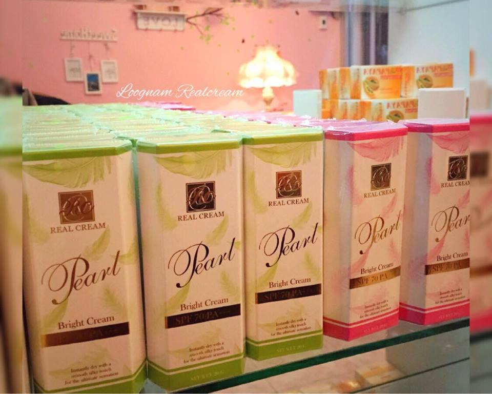 Pearl Bright Cream SPF 70 PA+++