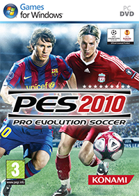 Pro Evolution Soccer 2010 ( 1 DVD )