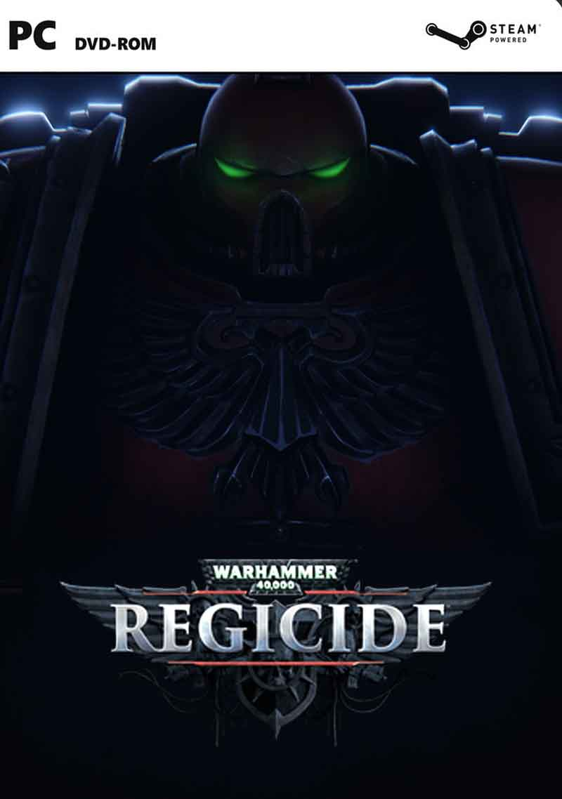 Warhammer 40,000 Regicide ( 1 DVD )