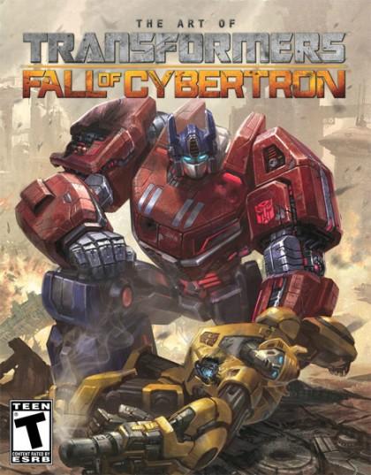 Transformers Fall of Cybertron ( 1 DVD )