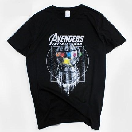 เสื้อยืด Avengers: Infinity War