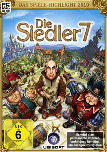 The Settlers 7 ( 2 DVD )