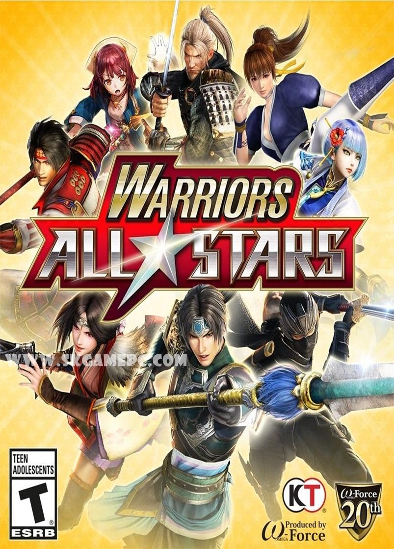 Warriors All-Stars ( 5 DVD )