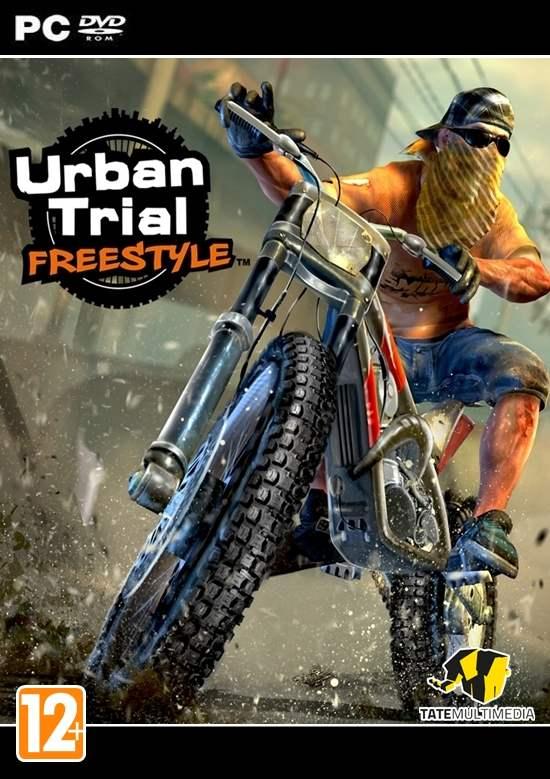 Urban Trial Freestyle ( 1 DVD )