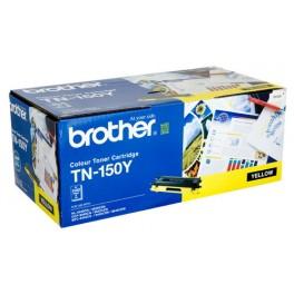 Brother TN-150Y ตลับหมึกโทนเนอร์ สีเหลือง Yellow Original LaserJet Toner Cartridge