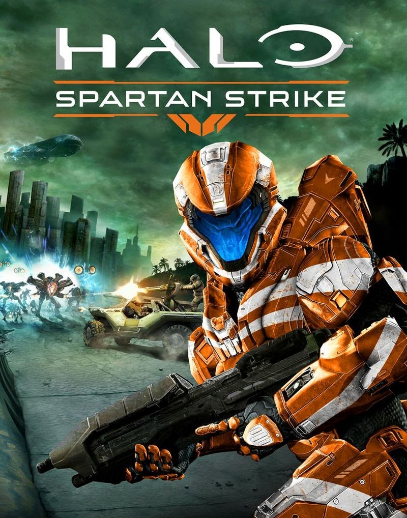 Halo Spartan Strike ( 1 DVD )