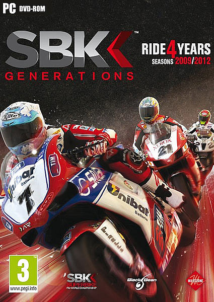 SBK Generations ( 1 DVD )