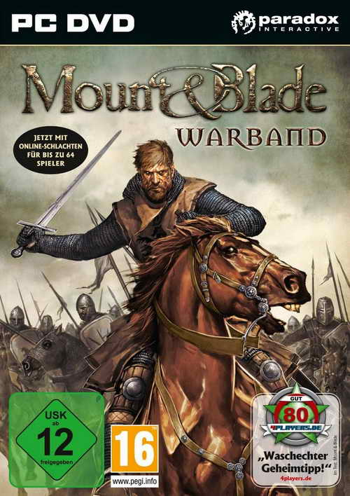 Mount & Blade Warband Viking Conquest ( 1 DVD )