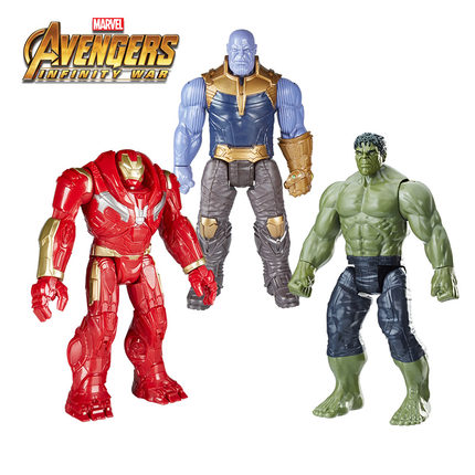 Avengers Infinity War Power FX Titan Hero Series Figures (มีให้เลือก 3 แบบ)