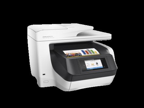 HP OfficeJet Pro 8720 All-in-One Printer - print, copy, scan, fax, duplex, wireless (D9L19A)