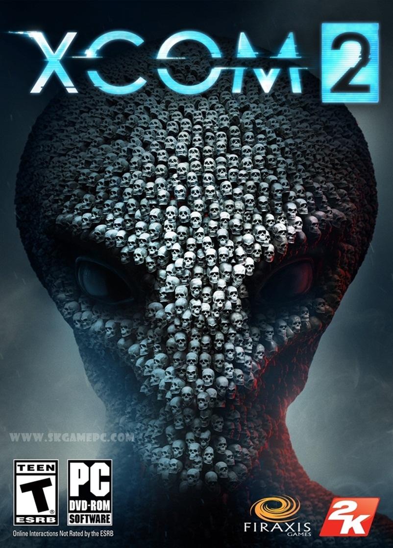 XCOM 2 ( 6 DVD )