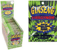 Energy Now สูตรโสม Ginseng เหมือนสูตรดั้งเดิมทุกอย่างแต่เพิ่มโสมช่วยบำรุงร่างกายทานทดแทนกันได้