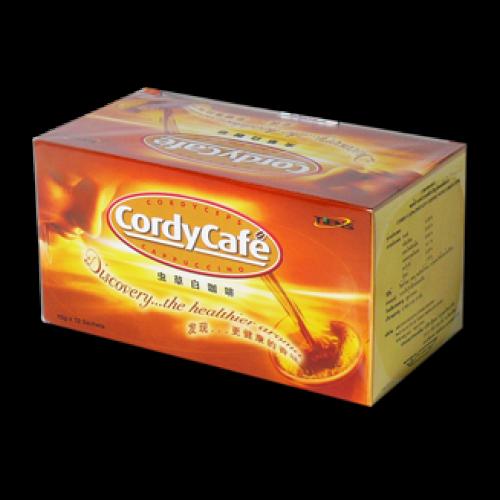 Cordy Cafe - กาแฟถั่งเช่า