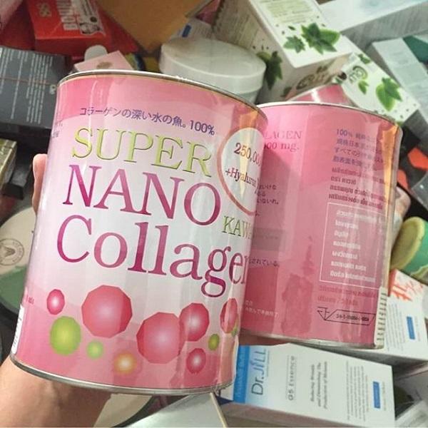 super nano collagen ราคา