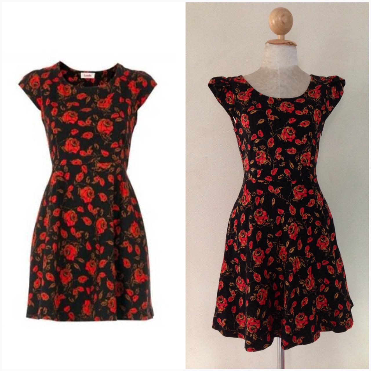 Louche Joy Lillie Rose Dress size uk8