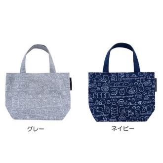 กระเป๋าถือ Sumikko Gurashi สีเทา