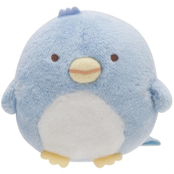 ตุ๊กตาจิ๋ว Sumikko Gurashi เพนกวินสีฟ้า SS