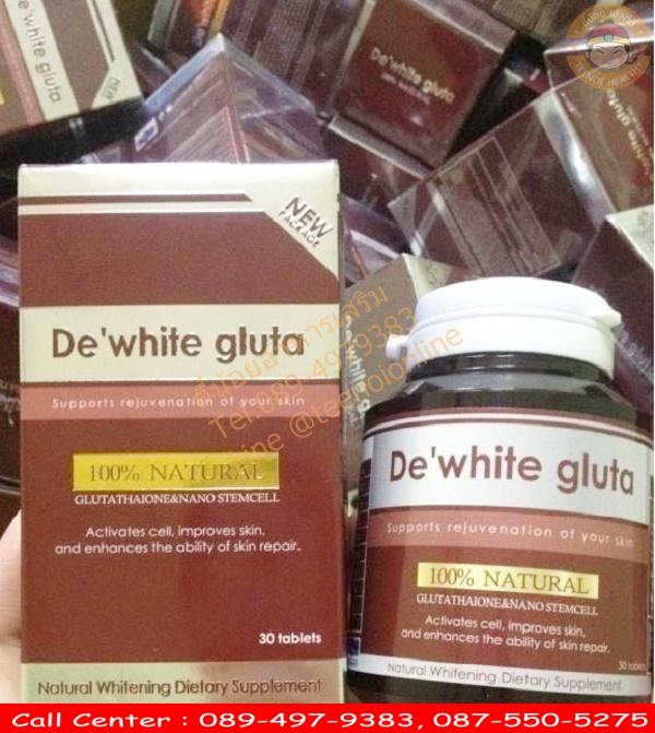 De'White Gluta